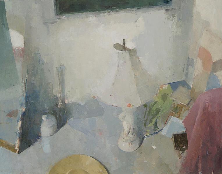 'Cherub', 30 x 38, Oil on Canvas, SMG ID #606