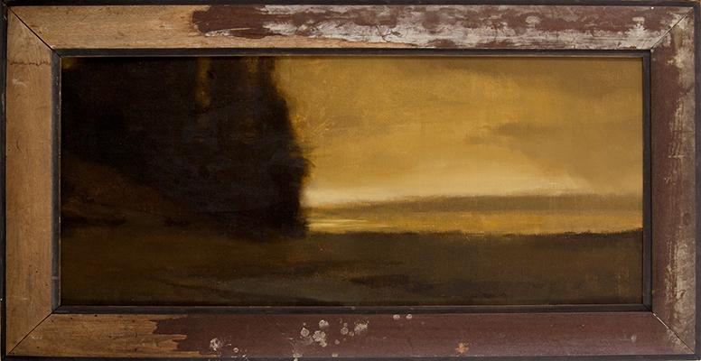 Deer Isle Dusk (Framed).jpg