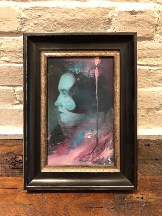 'Ik-Ook, North Star' Framed