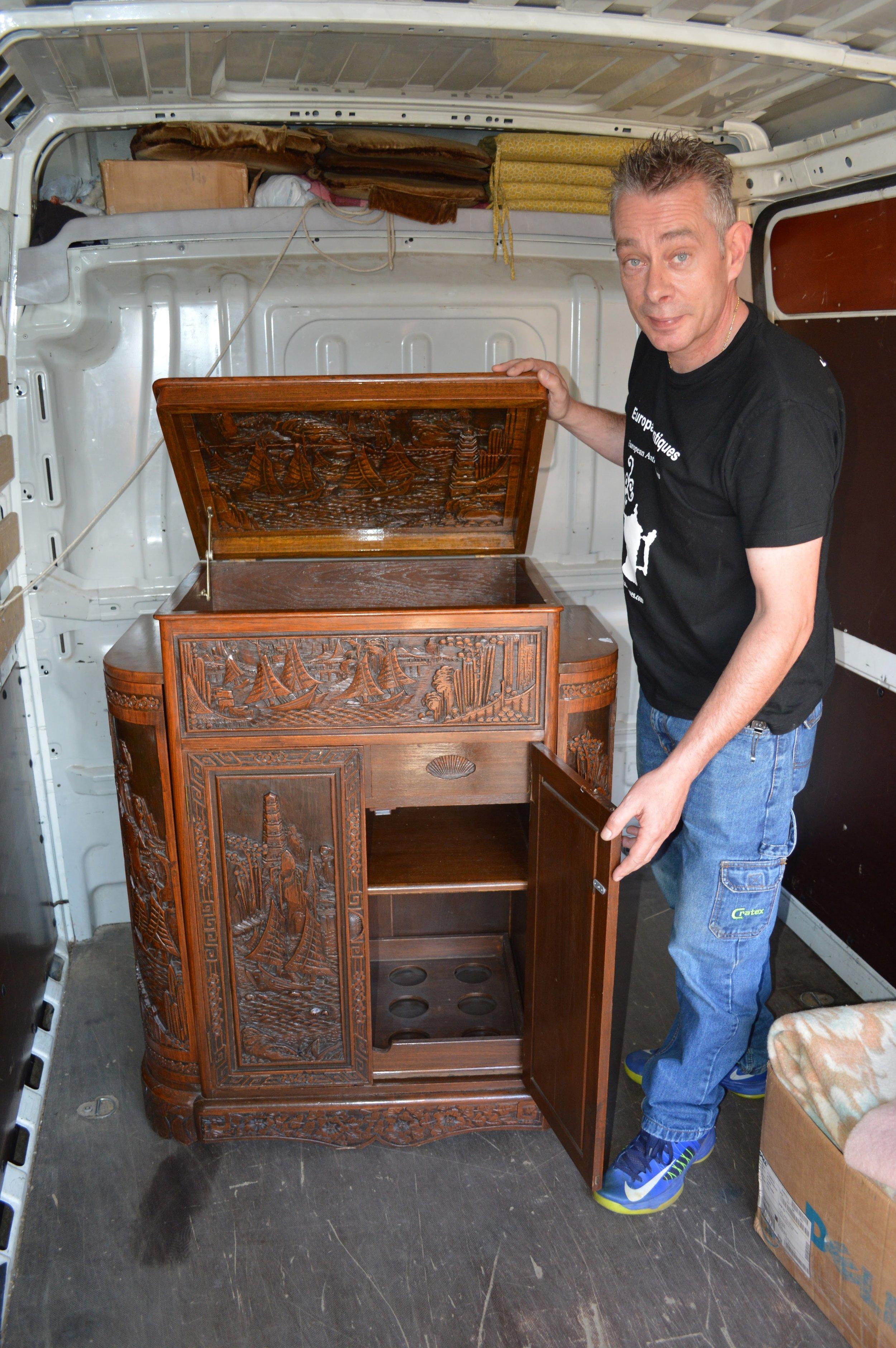 European antique treasures