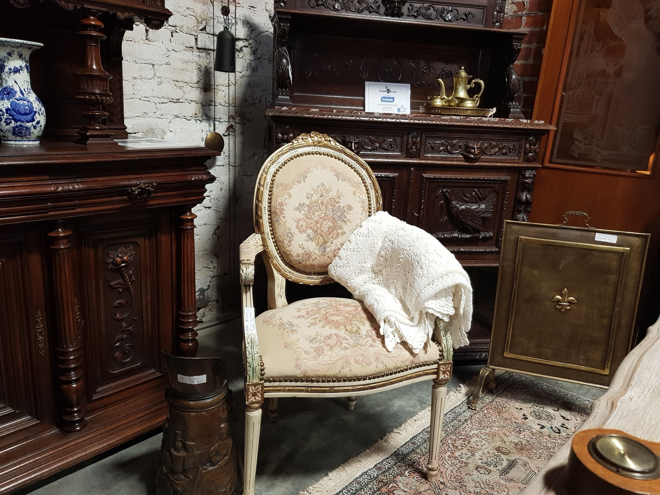 Europa Antiques Warehouse