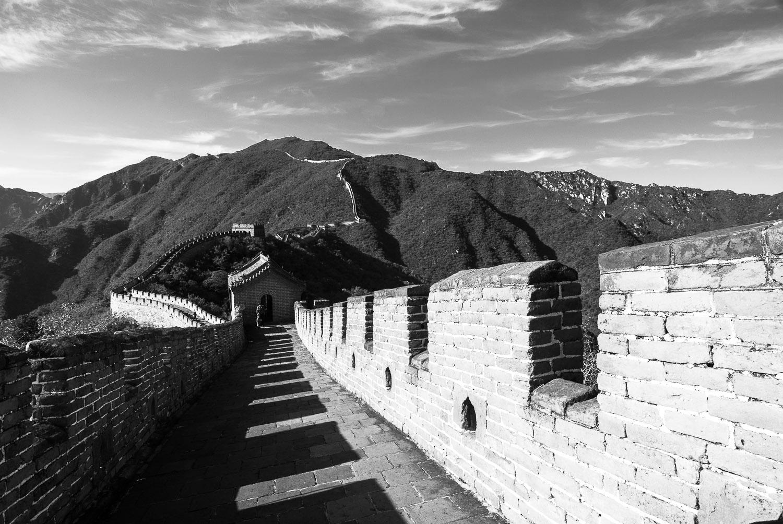 Great Wall Mutianju / CHINA