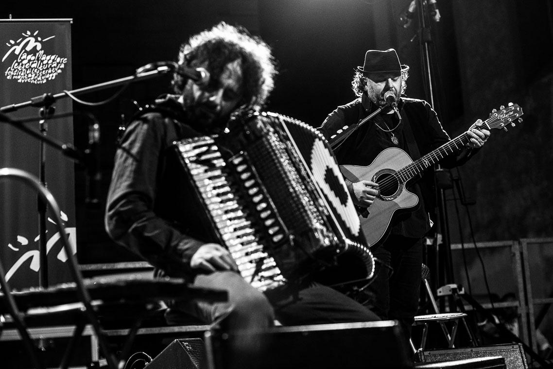 YoYo Mundi & Andrea Perdicca at Letteraltura Festival