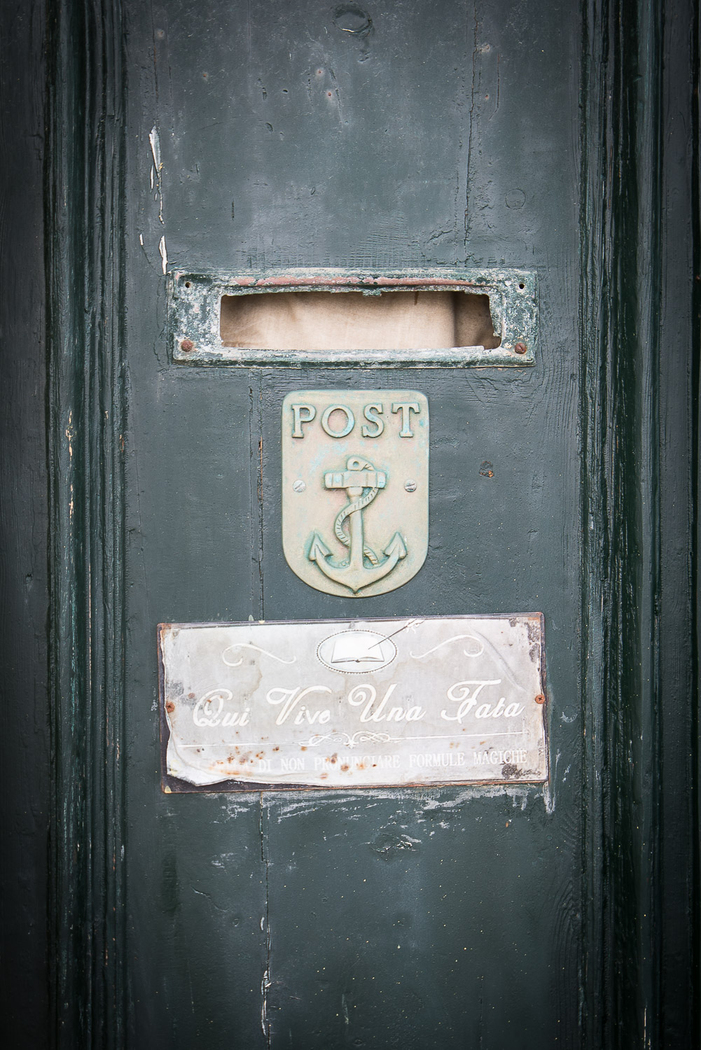 Sailor Mailbox