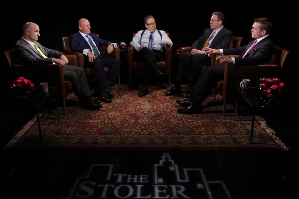 David Kramer, Ofer Yardeni, Steve Kenny, Joe McMillan