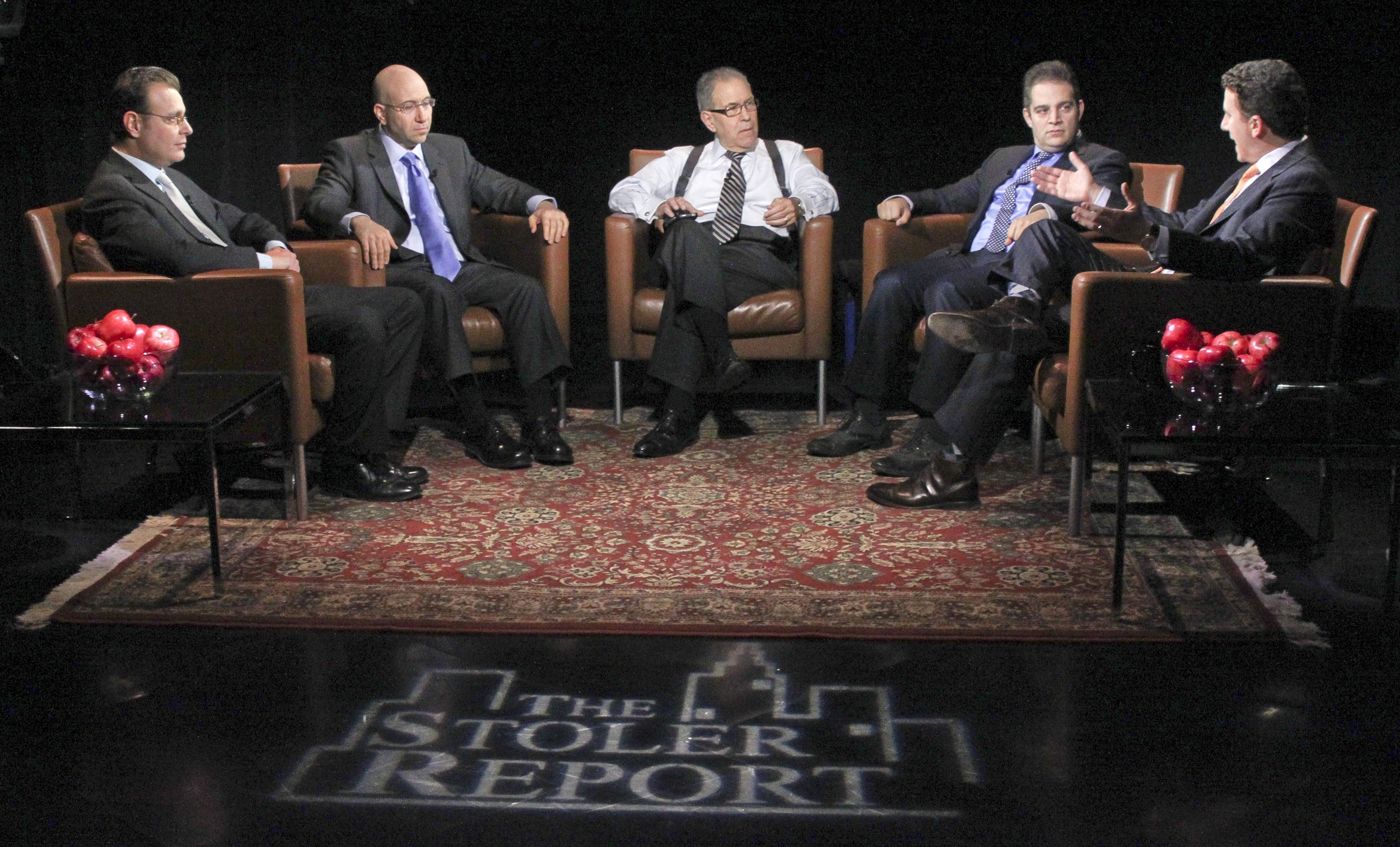 Ofer Cohen, Shimon Shkury, Aaron Jungreis, David Schectman