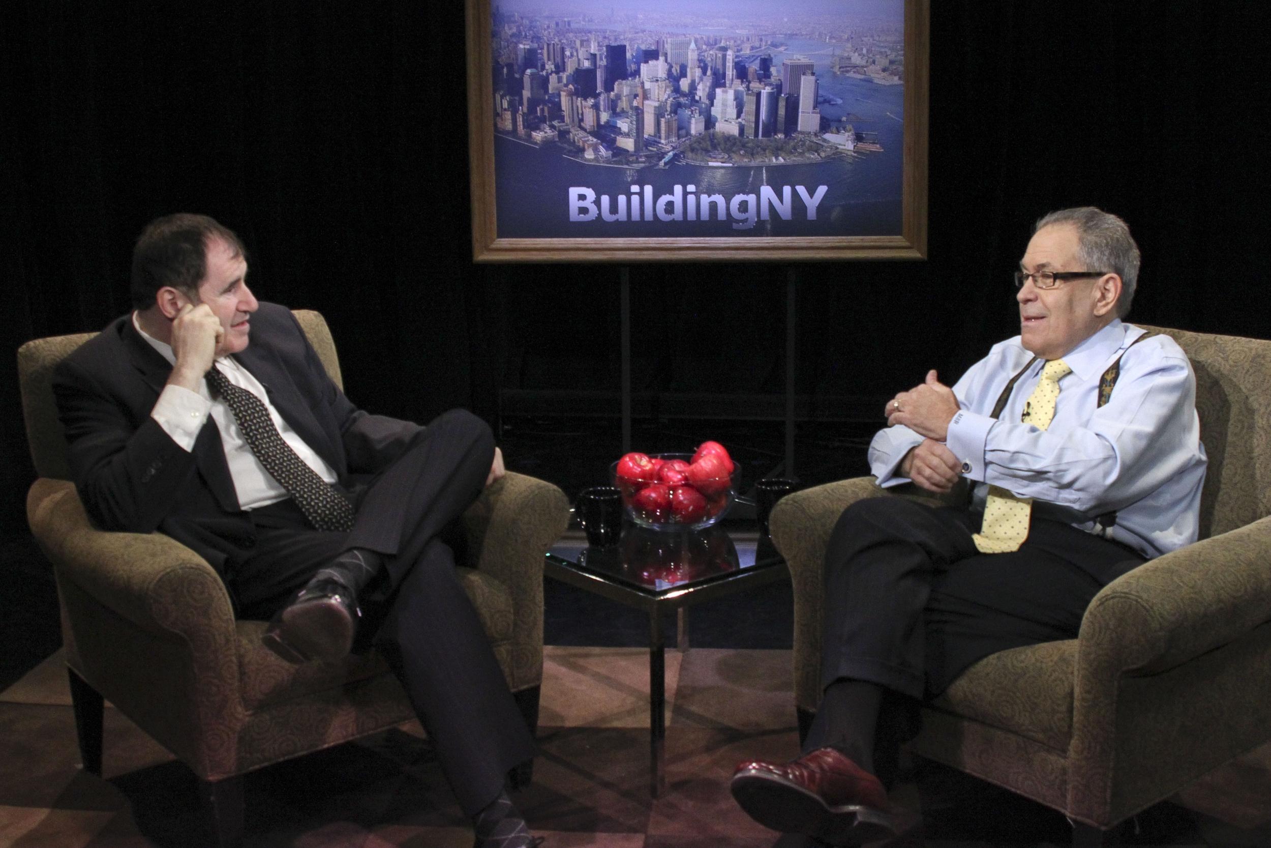 Richard Kind & Mike Stoler