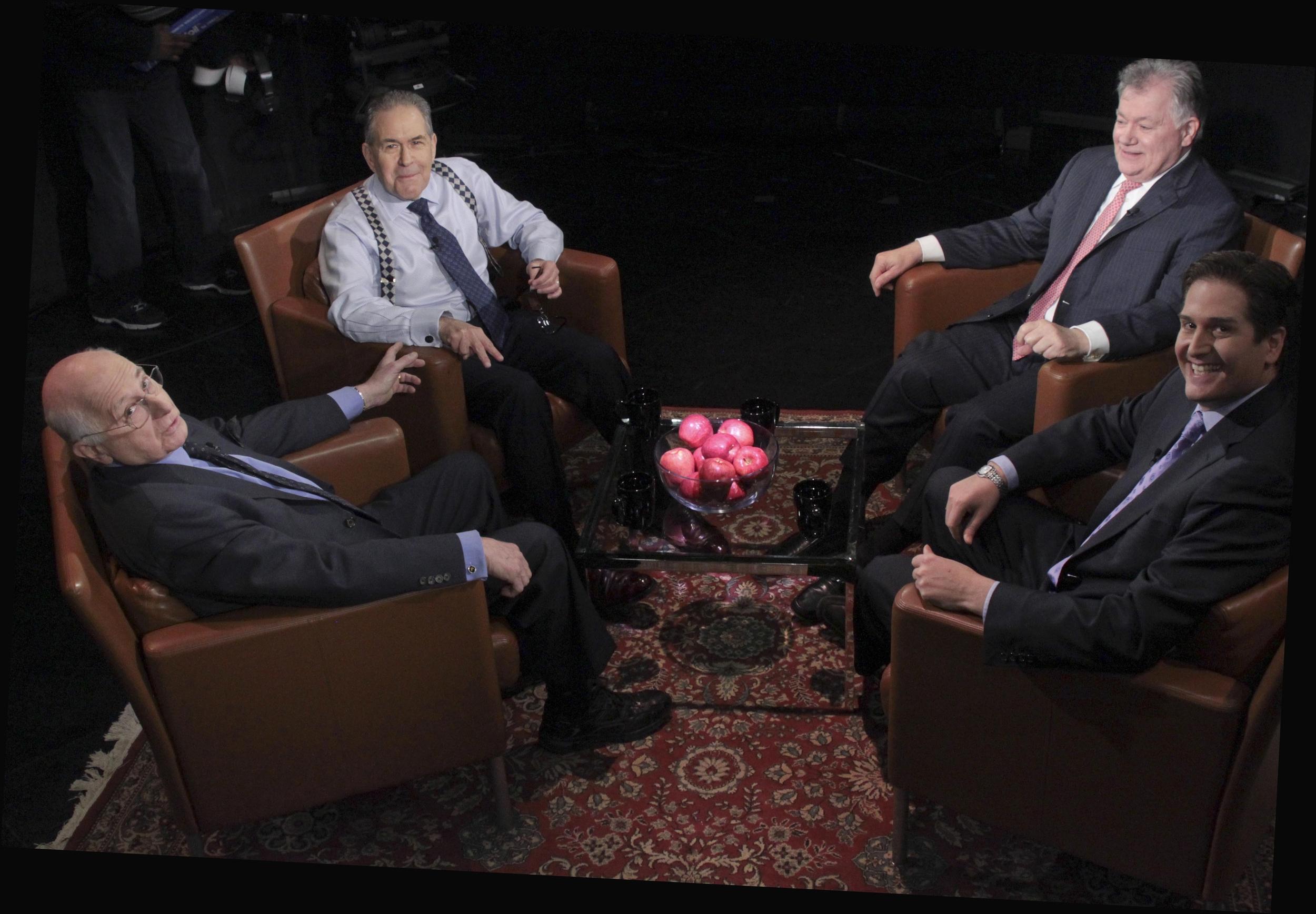 The business of broadway  Paul Libin, Robert Wankel, Nick Scandolis