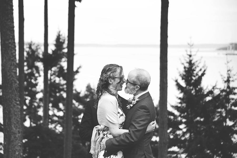 Wedding Port Townsend, WA