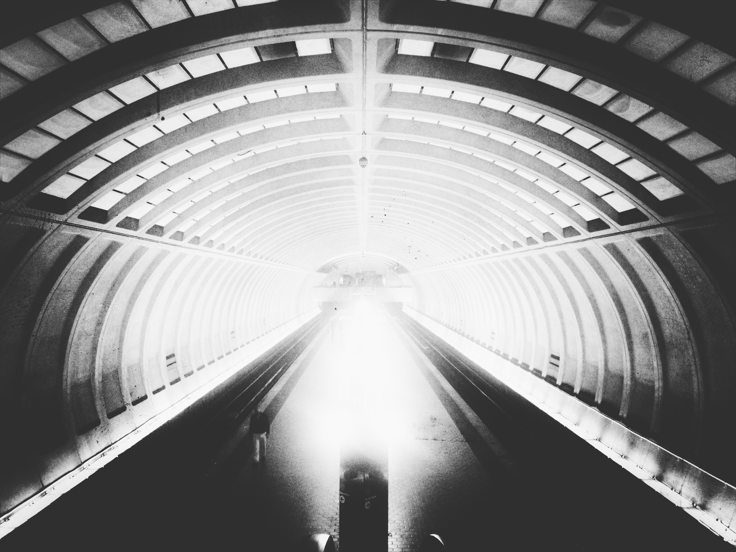 Continued exploration of the DC Metro.
