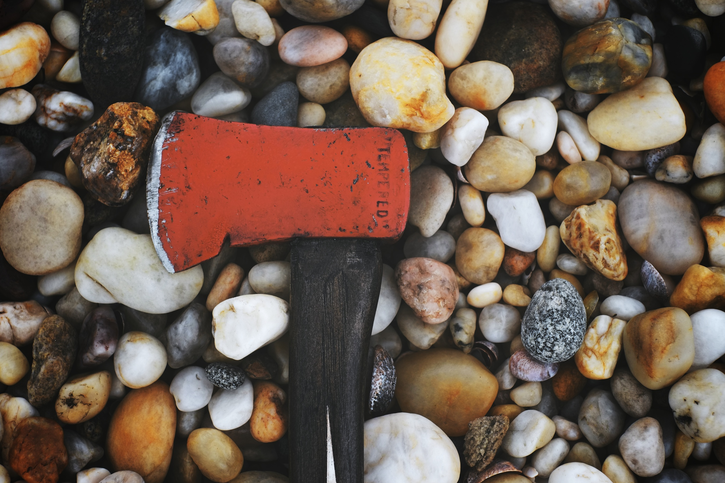 Wonderboy. Hatchet restored by Todd Roeth, photographed by Matthew Carbone. (Bay Point in Sag Habor, NY)