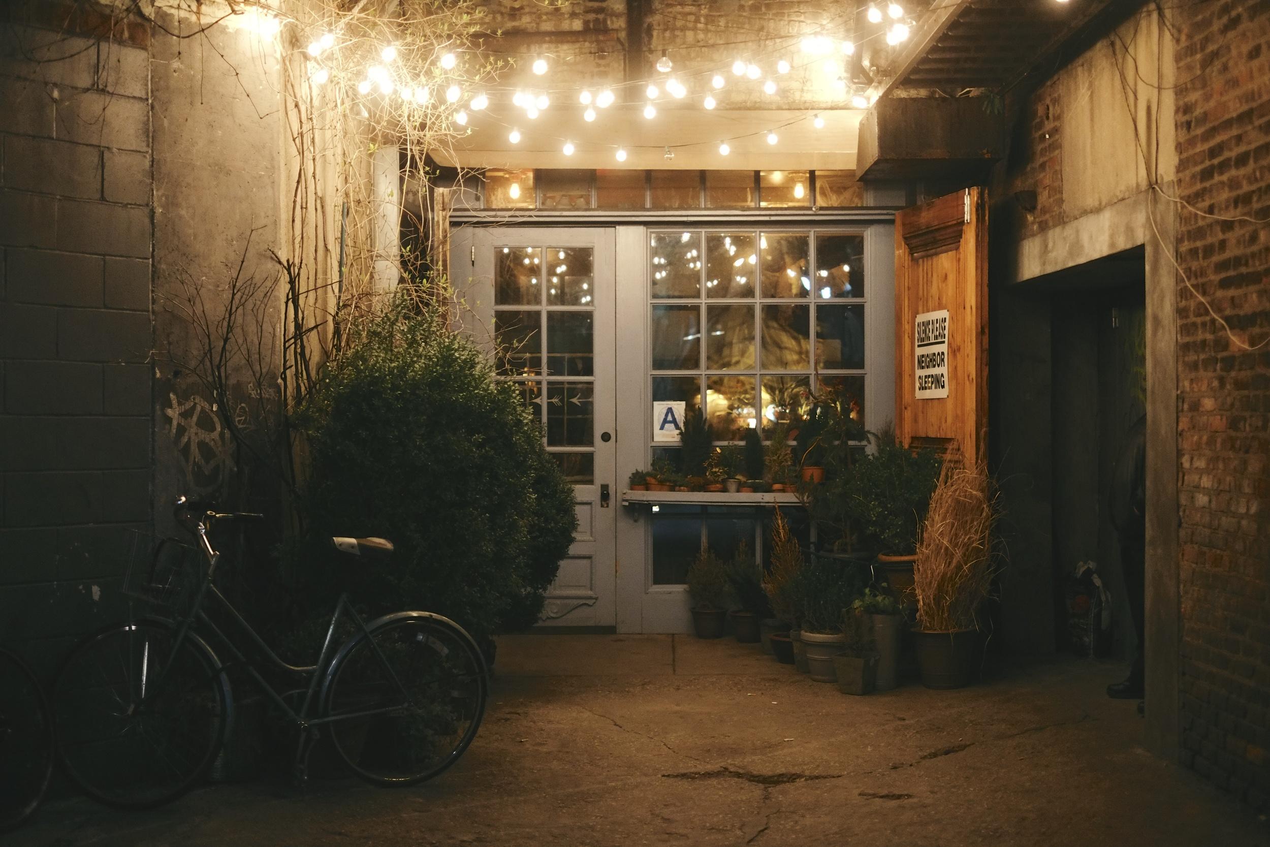 Freeman's, Lower East Side.