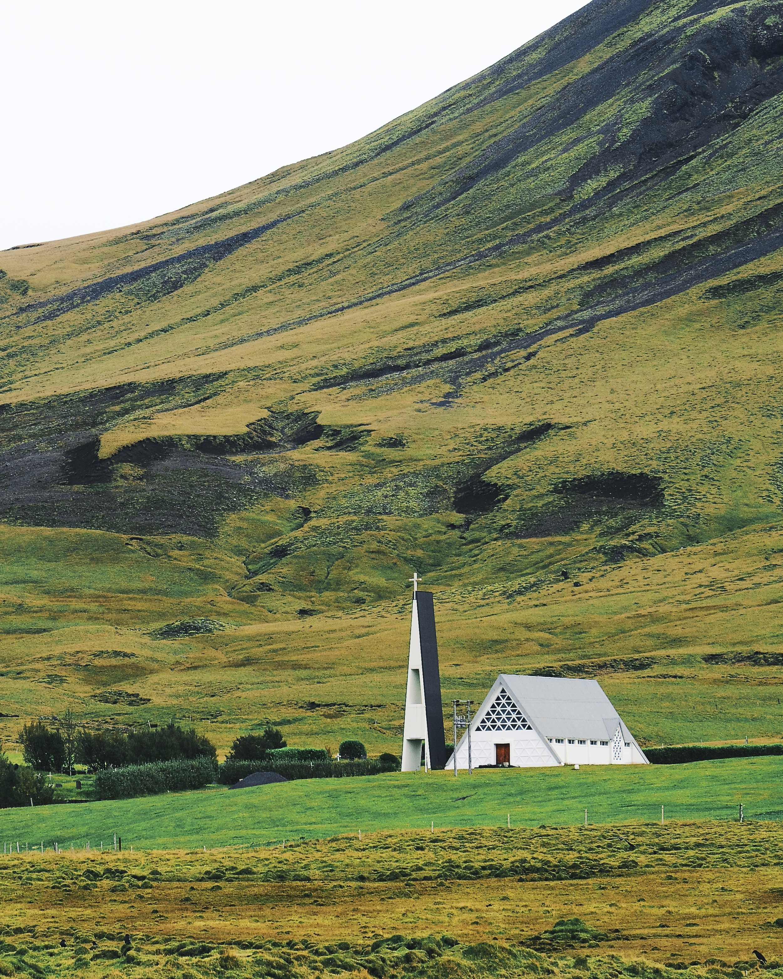 Just another wonderful church in the hills.  Fuji: f8 @ 143mm, 1/800, ISO800