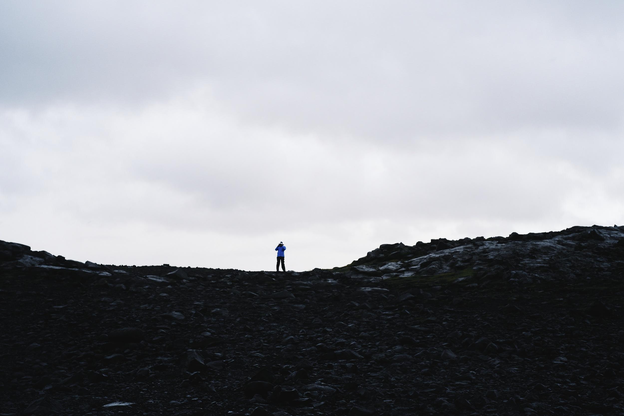 Had a [lovely] hell on earth feeling.  Fuji: f5.6@ 35mm, 1/1000, ISO1600