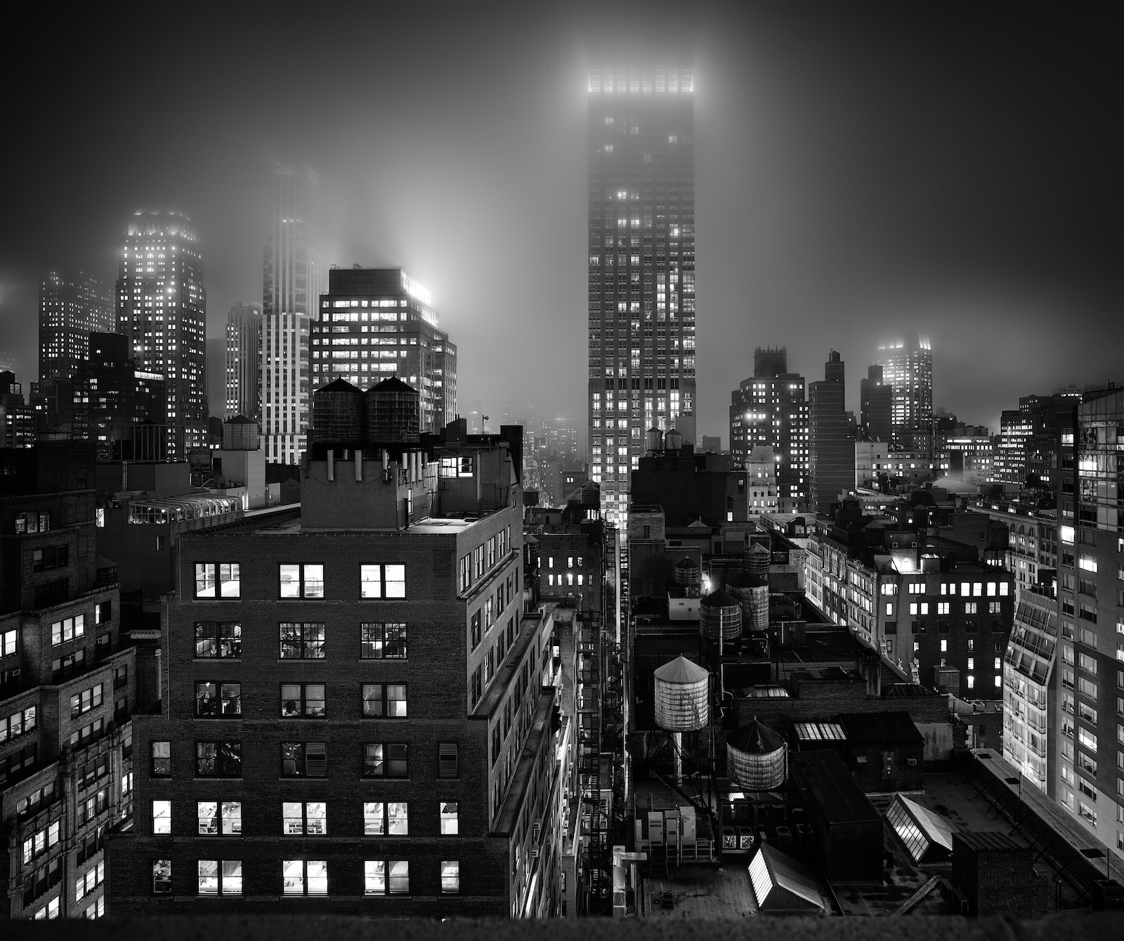 THAT foggy day in NY.