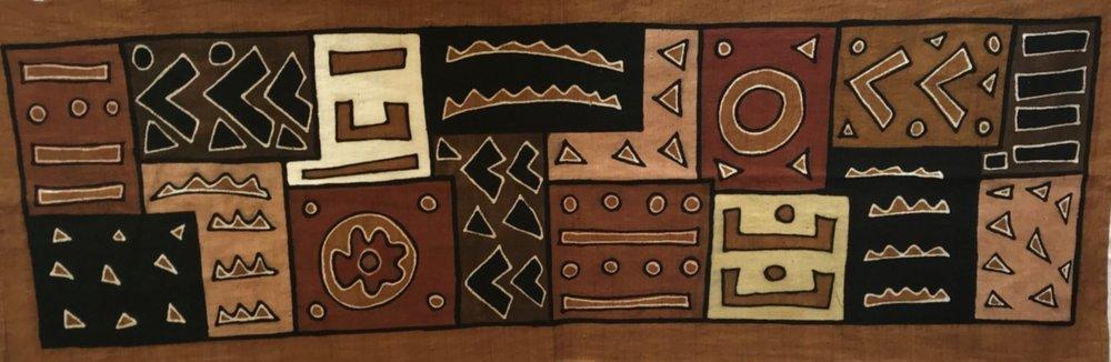 Brown Ndomo - $180