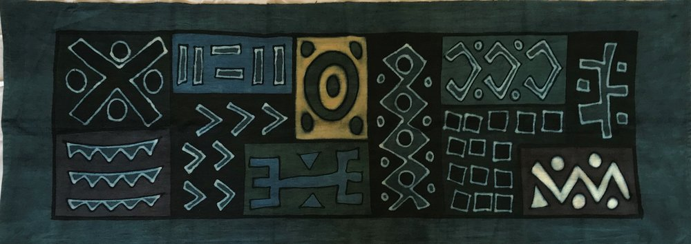 Ndomo Textile - $200