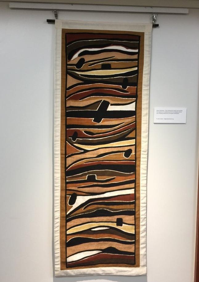 Boat Textile - $180