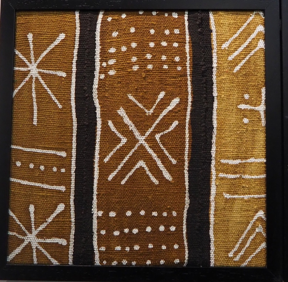 Product Name: Brown and Mustard Patch ($75)