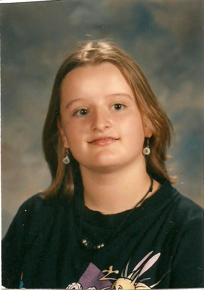 Me at 15.