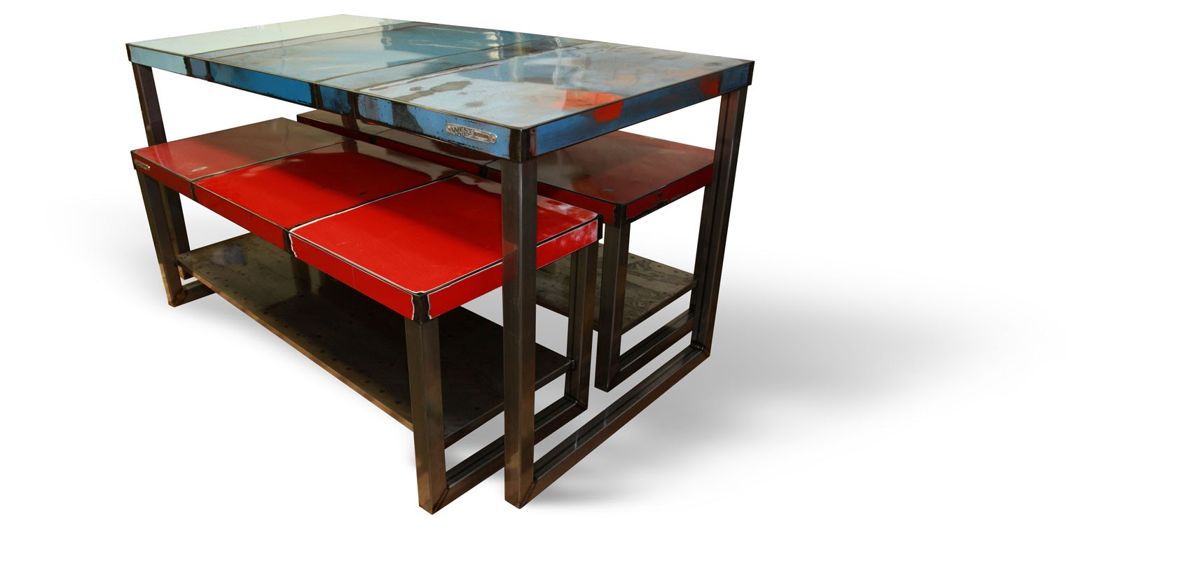 Weld-House-Retail-Display-Table