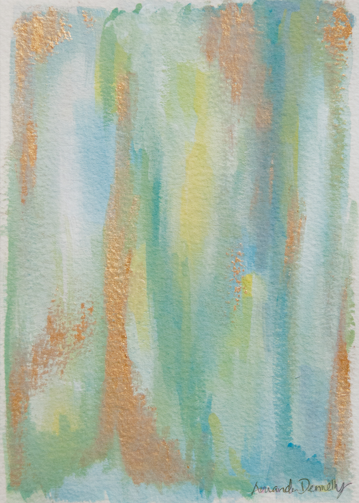 Original painting by Amanda Dennelly