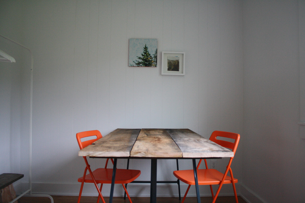 Spruceton Inn Room by Casey Scieszka