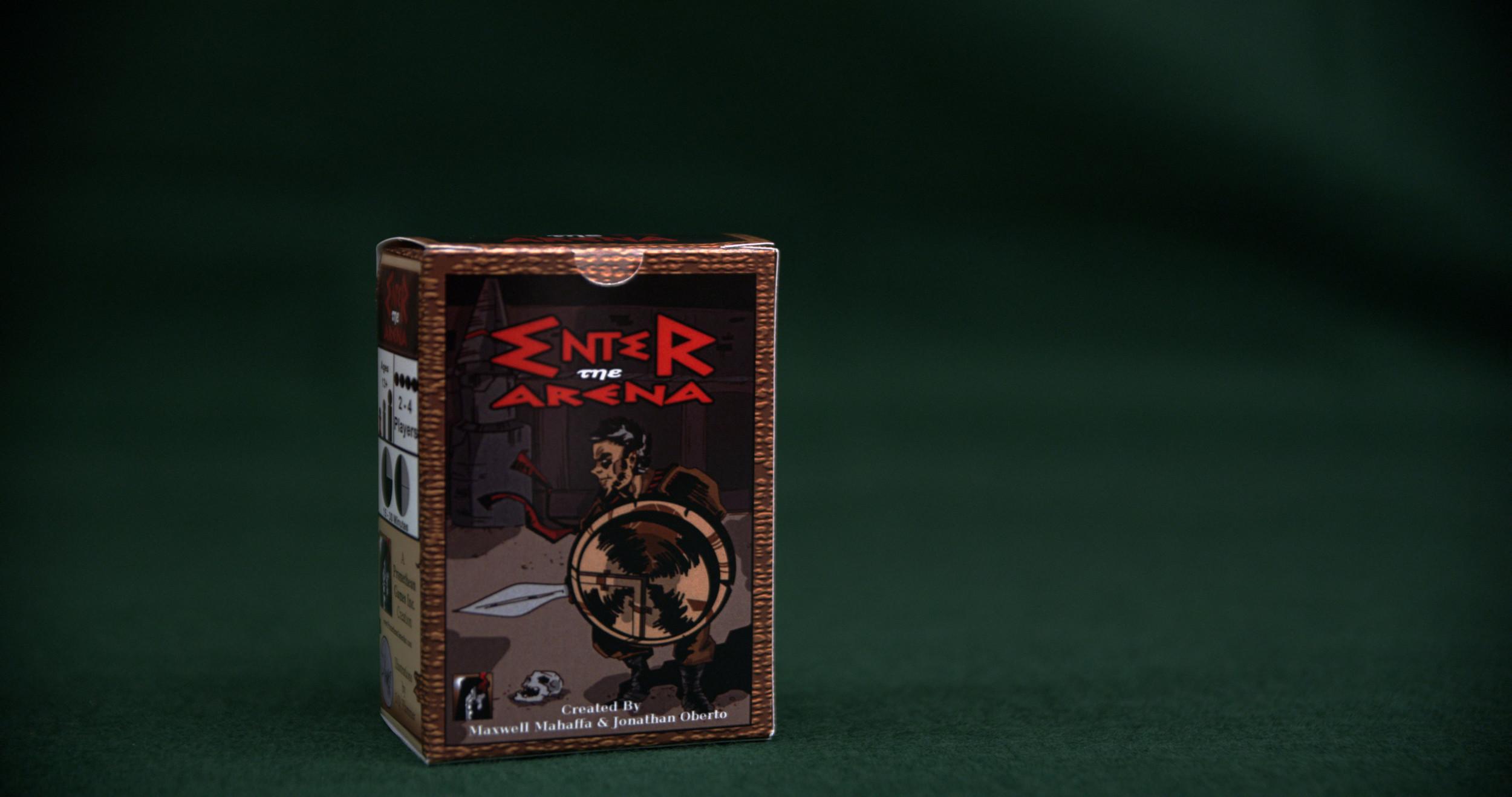 Enter The Arena Card Box.jpg