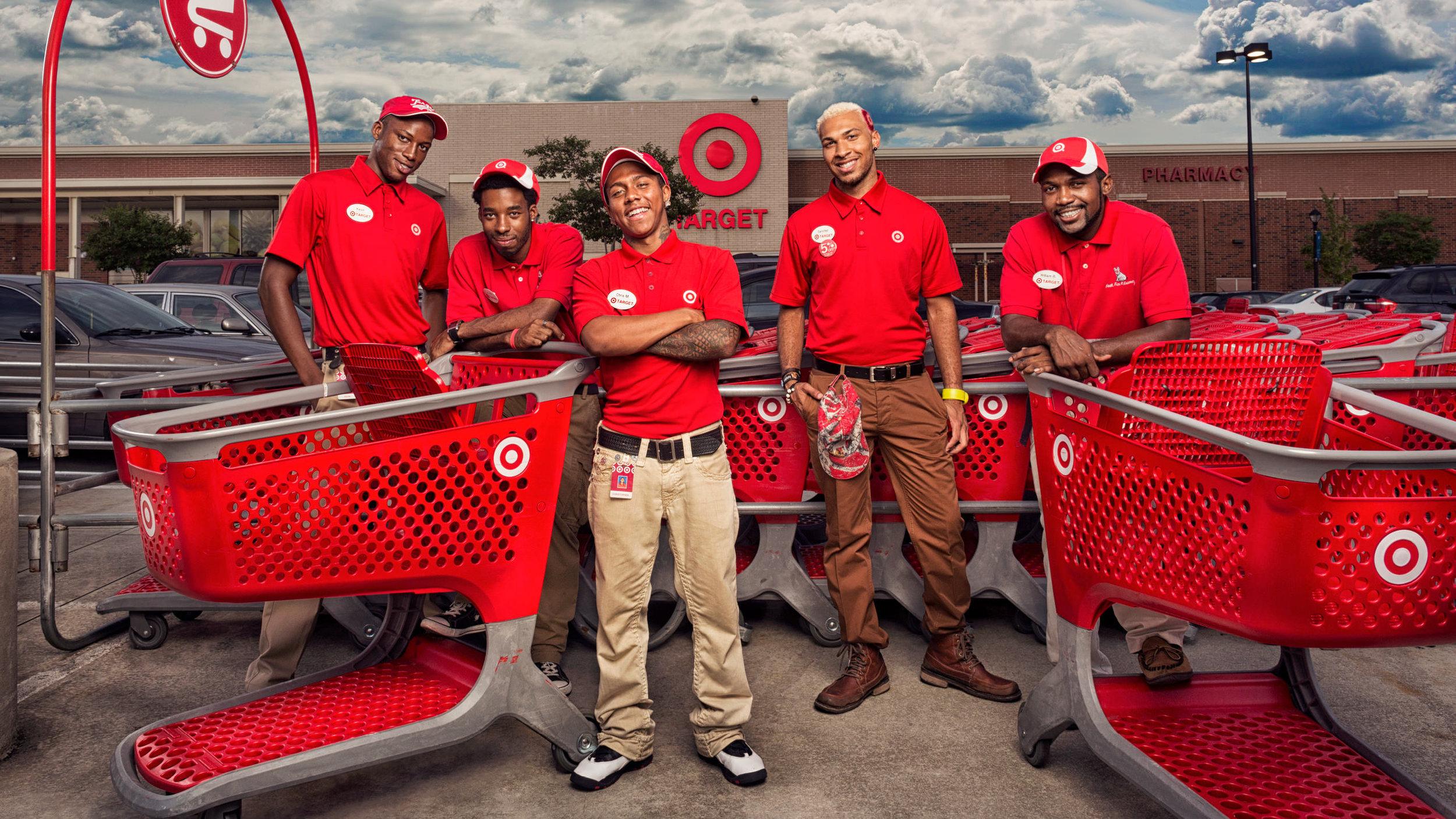 Target Red Magazine