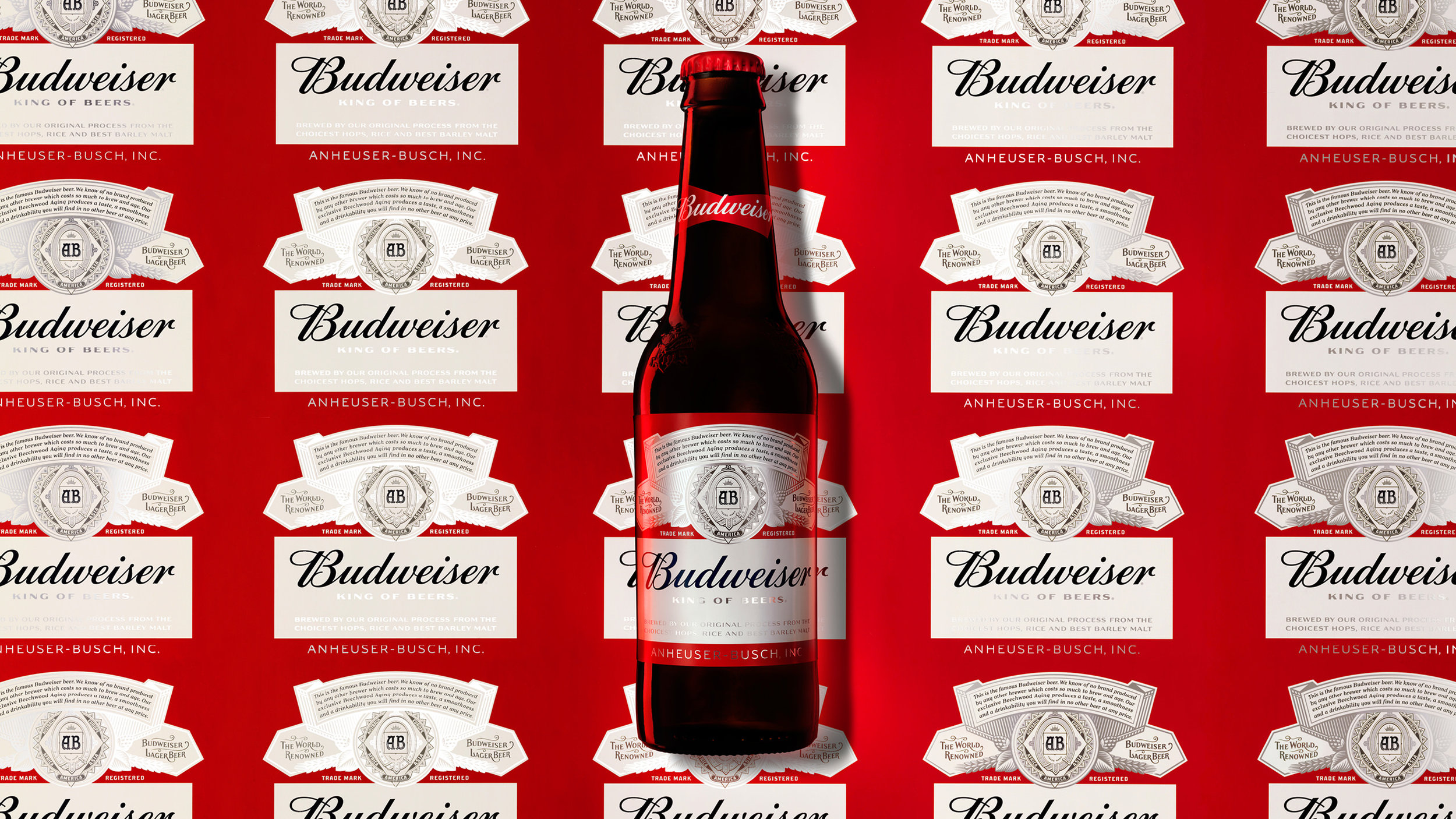 Budweiser Global Rebranding