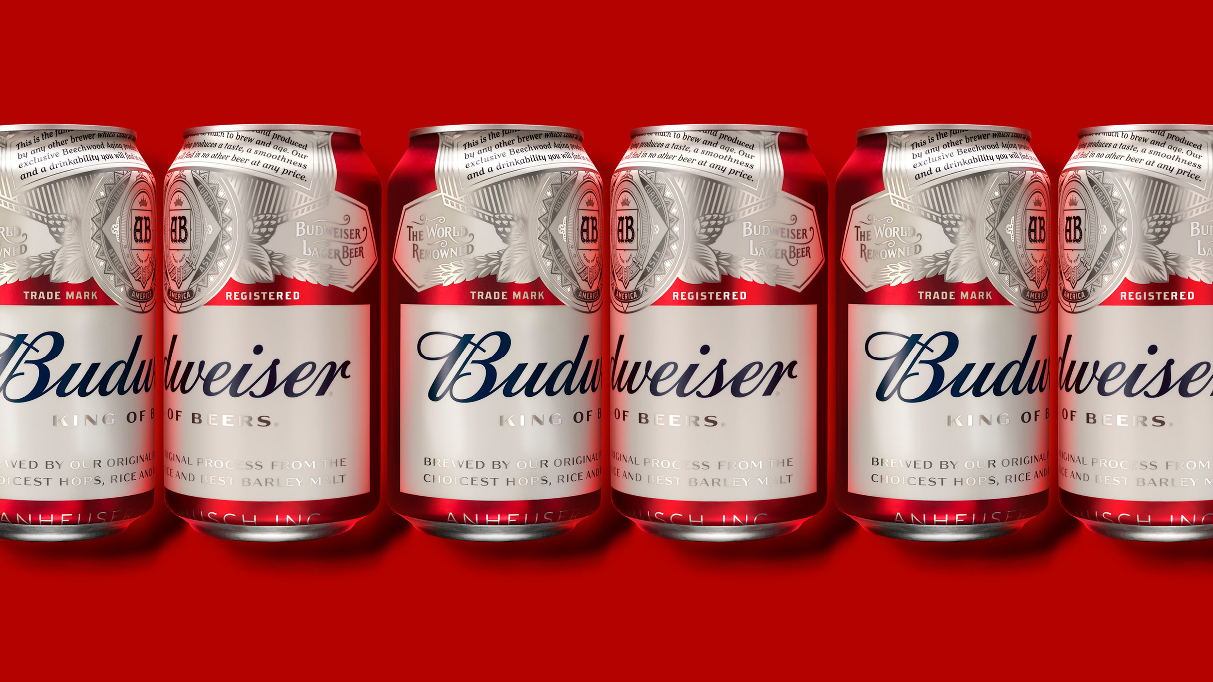 Budweiser Can Redesign