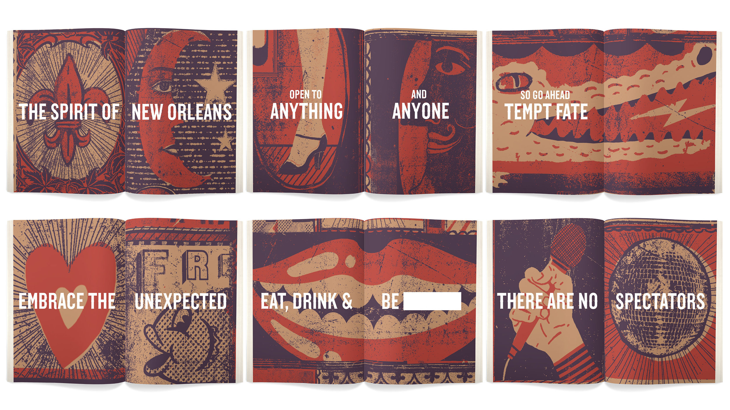 Southern Comfort Brand Book
