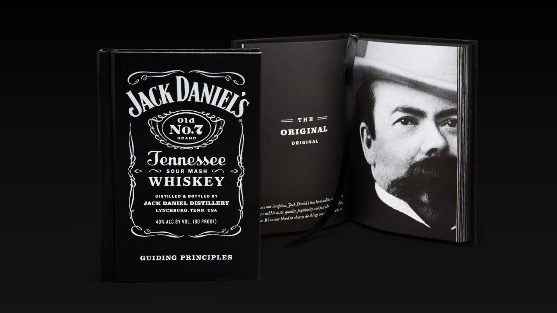 Jack Daniel's Guiding Principles Book