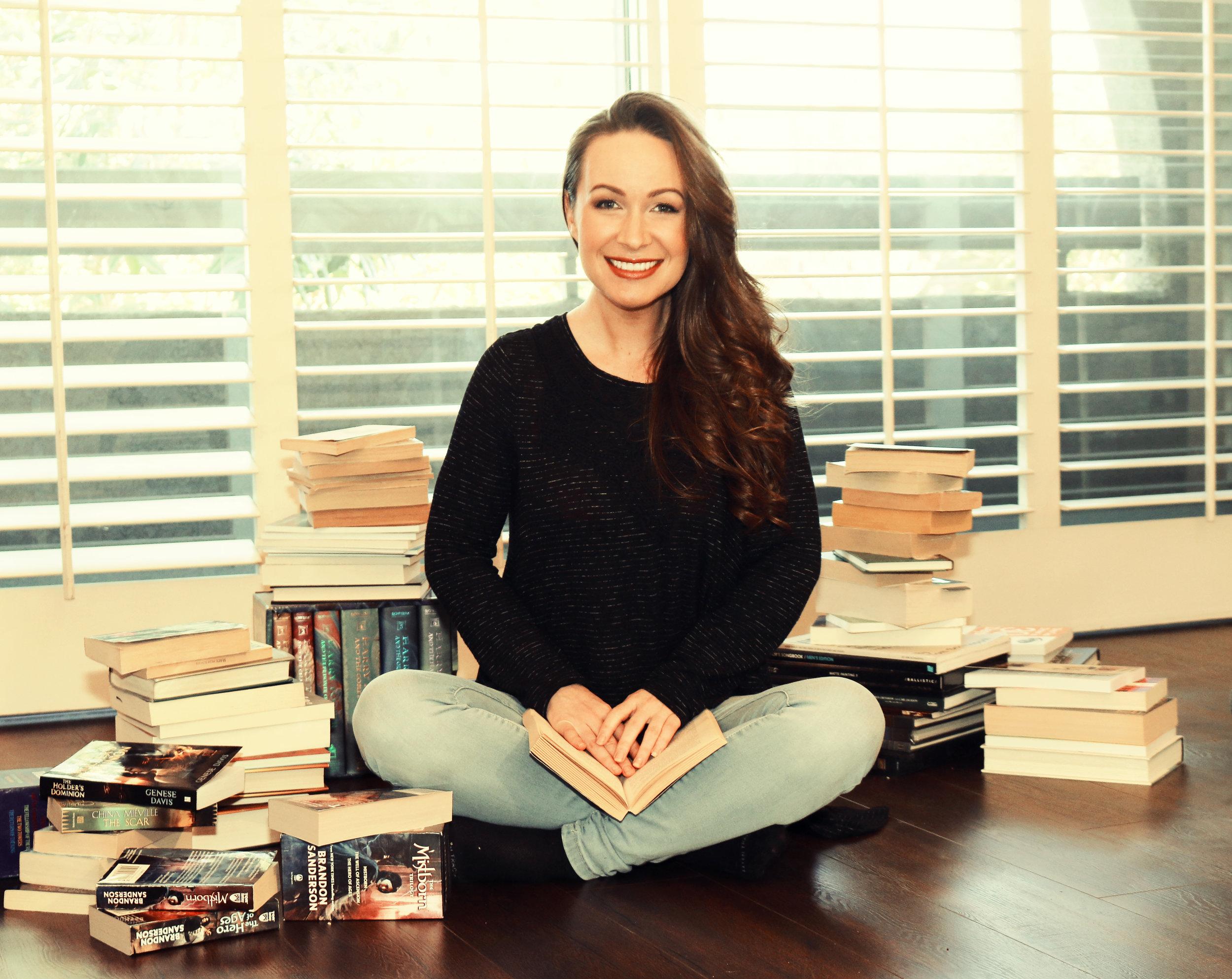 Genese Davis Books
