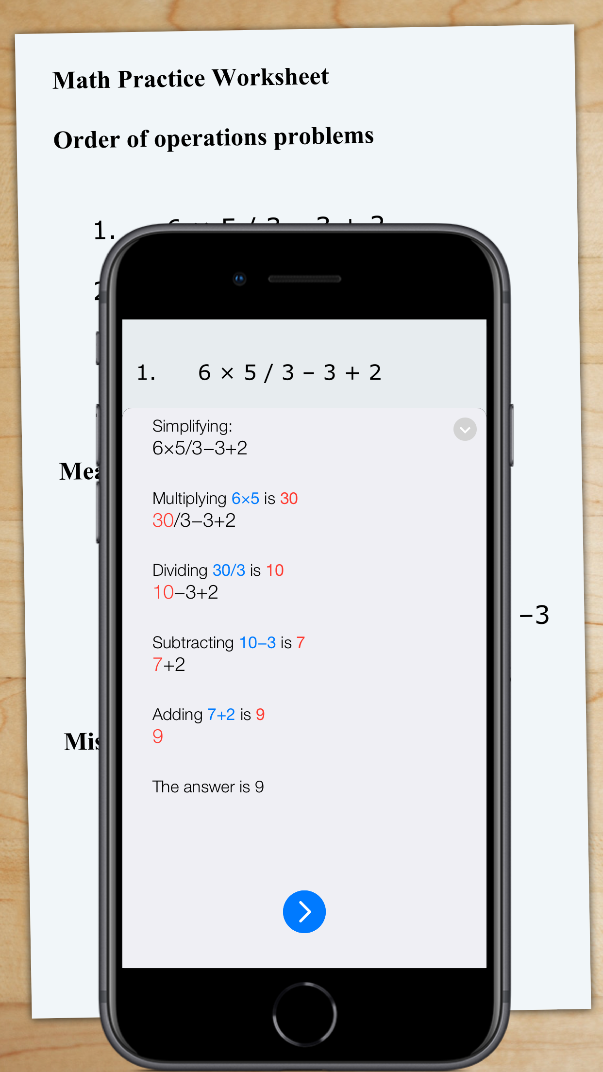 App Store iPhone Screenshot 2 Solved Problem View.png