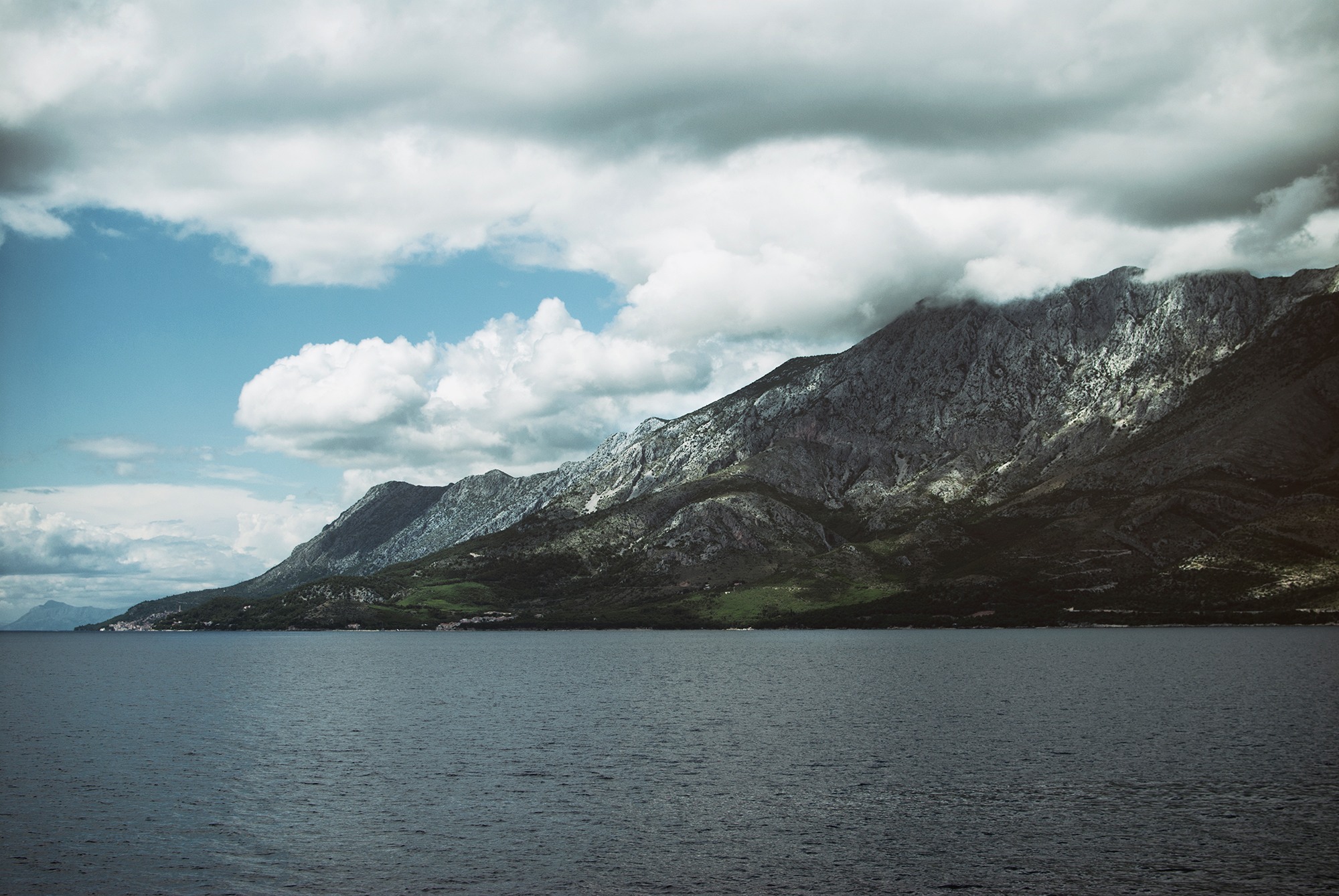Somewhere Between Hvar and Drvenik, 2014