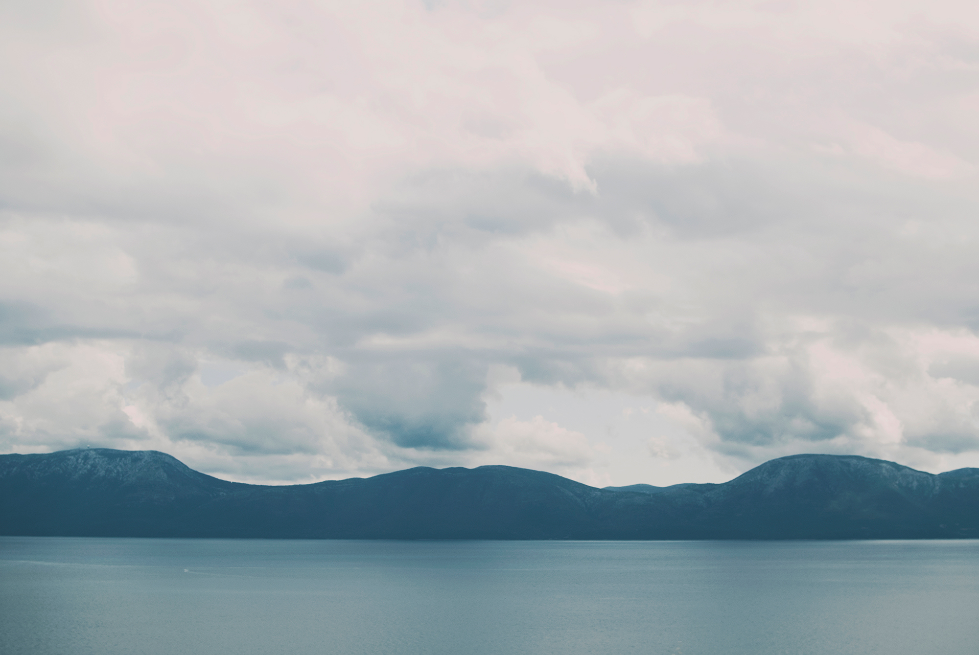 Somewhere Along Croatian Coast, 2014