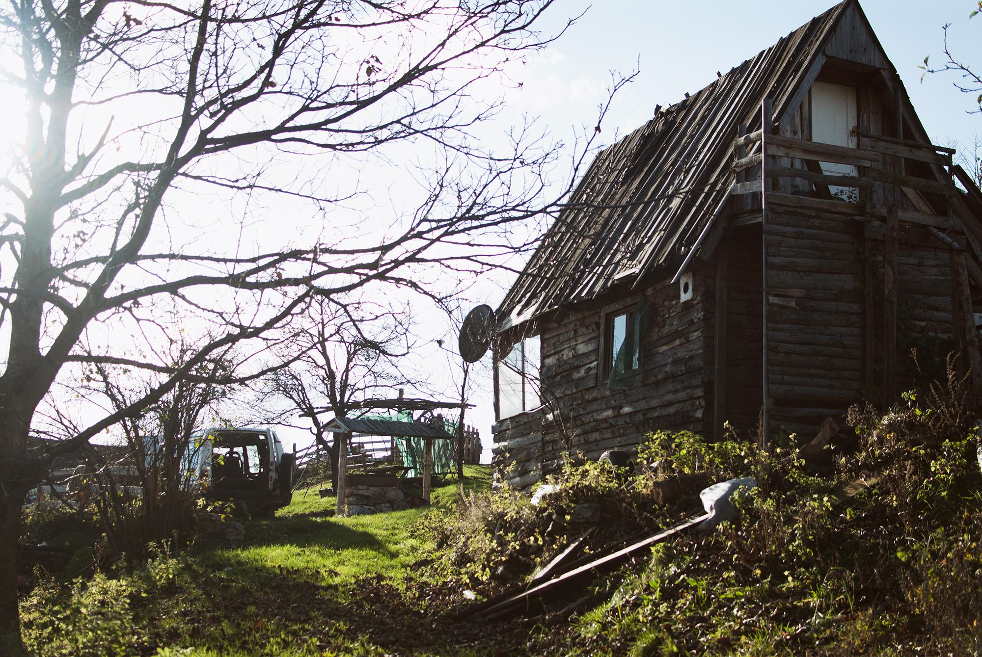 The Hut - Skakavac, 2014
