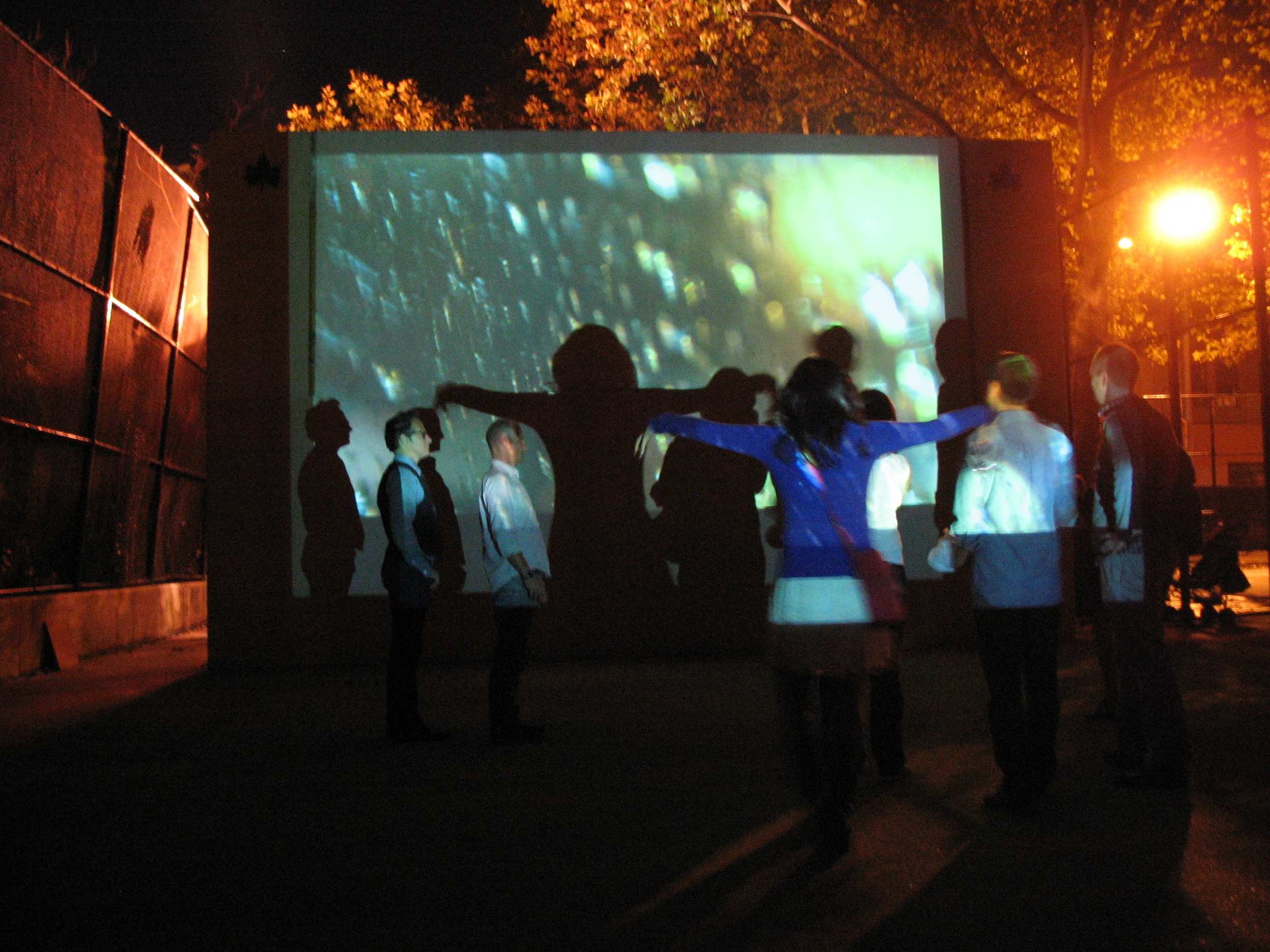 Nuit Blanche, Brookyn, NY