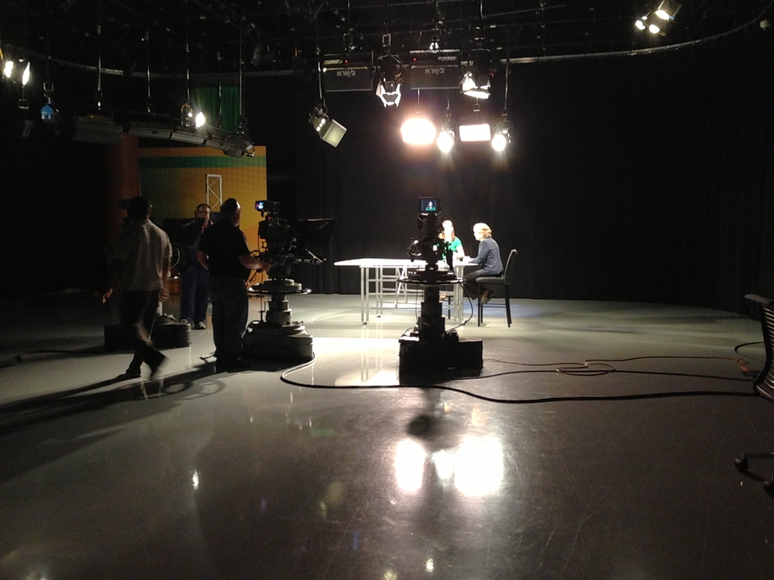 ABC Philadelphia Studio