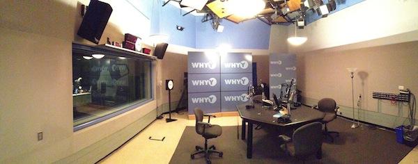 NPR Philadelphia Interview from June 13, 2013