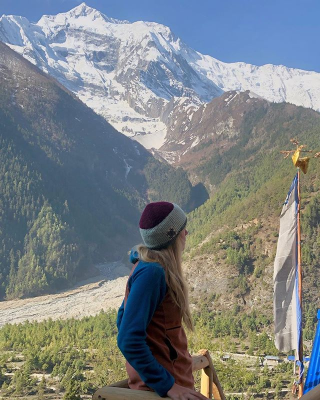 Made in Nepal for wherever your feet take you! #nepal2019  #annapurna2 #findyourlahlahland