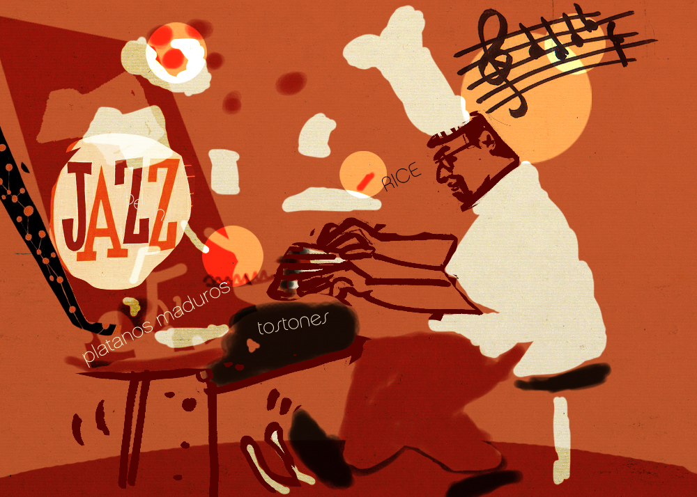 Arturo O'Farrill brings his Afro Latin Jazz Orchestra to Ginny's in Harlem Tuesday, with a themed dinner by Marcus Samuelsson.