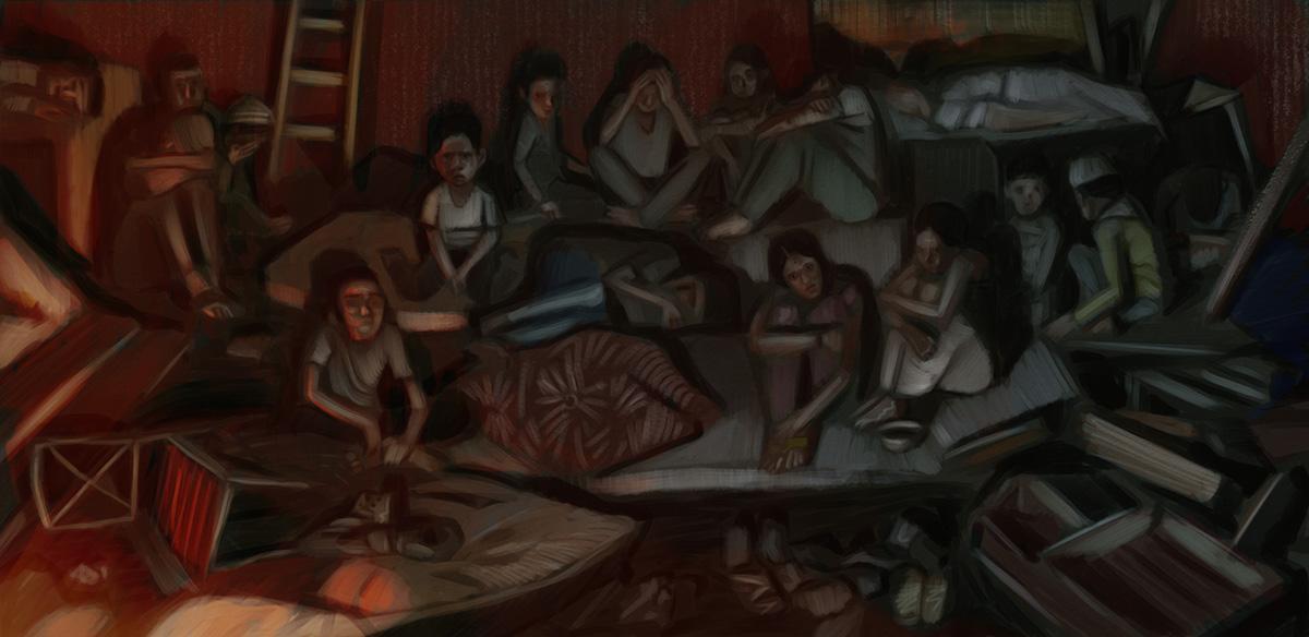Illustration for documentary film david navas.jpg