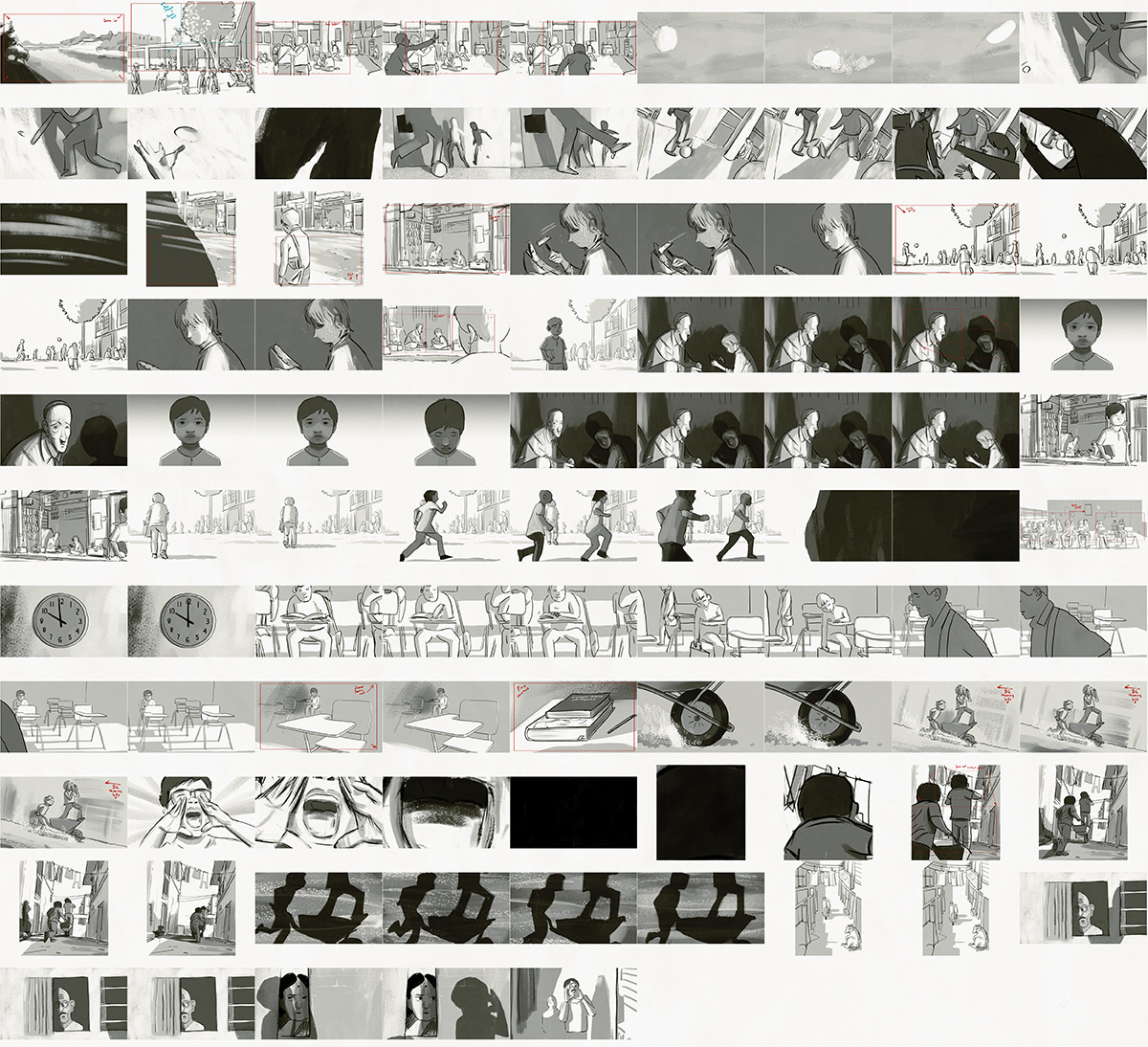 Storyboard for documentary film-David Navas.jpg