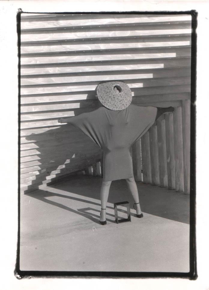 Trey Speegle, Untitled-2, 1979, 8 X 10 unique print