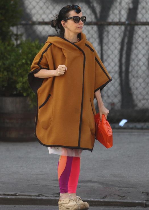 Bjork in New York City
