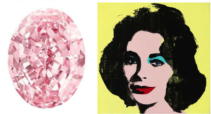 (Pink) Diamonds are forever. So is Liz #1