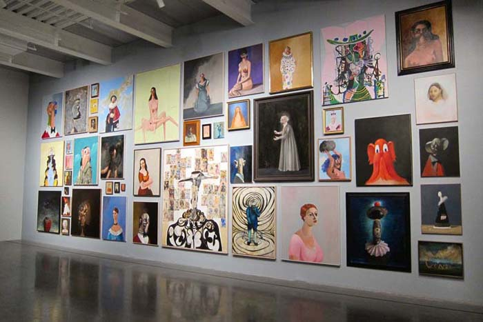 Condo retrospective, The New Museum, NYC