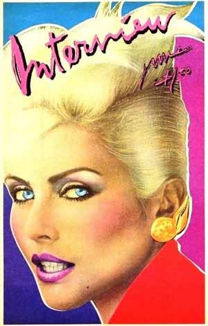 Debbie Harry by Richard Bernstein